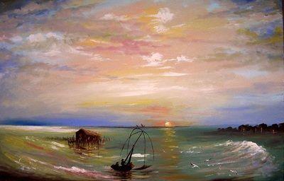 Paintings 1995-2011 - Michalis Kotsaris Art