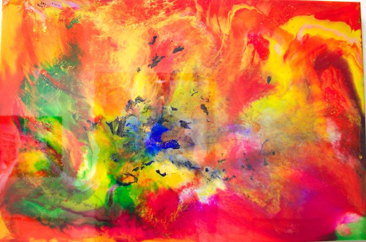 """""""Galaxy of colours"""" by Purvi Patel. Paintings for Sale. Bluethumb - Online Art Gallery"""