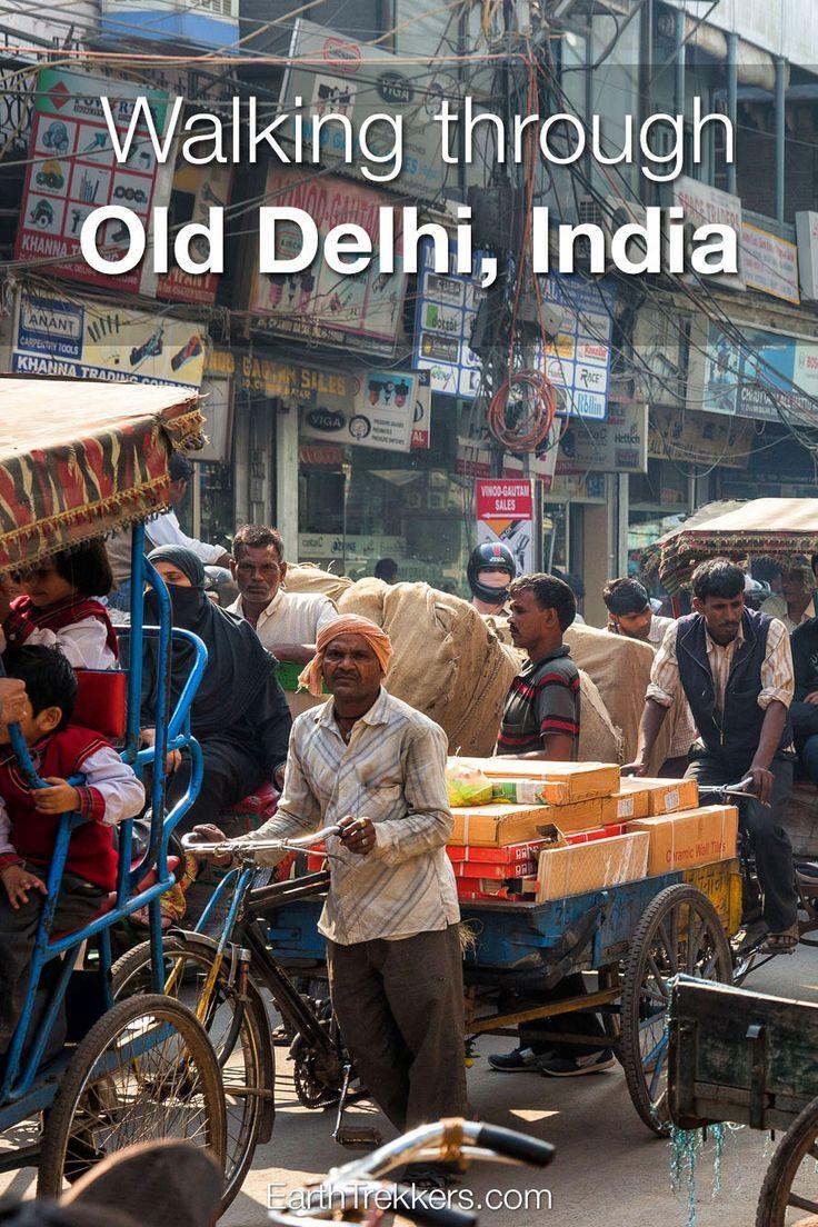 Chandni Chowk, Delhi, India. Photography   Travel Inspiration