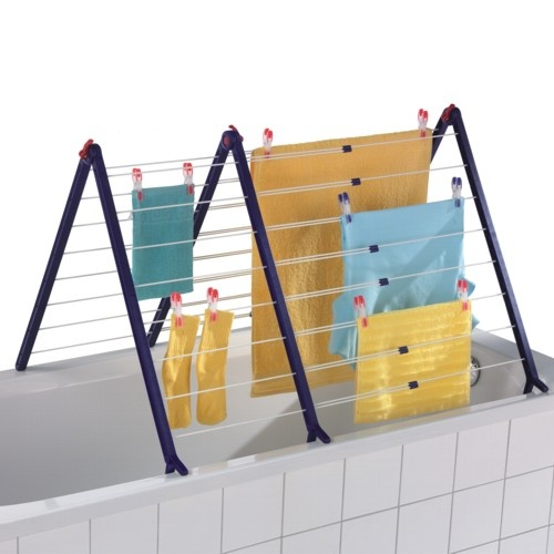 25 best images about clothes drying racks on pinterest clothes line garment racks and. Black Bedroom Furniture Sets. Home Design Ideas