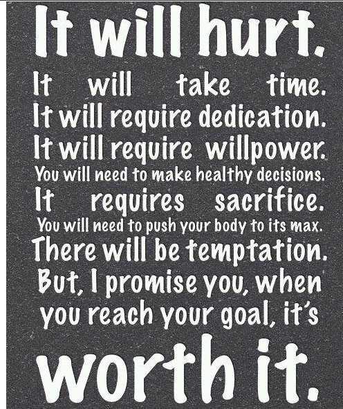 .: Fit Quotes, Goals, Remember This, Half Marathons, So True, Worthit, Weightloss, Worth It, Weights Loss