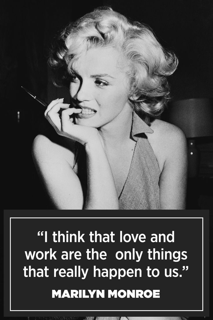 20 Real Marilyn Monroe Quotes That Will Change What You Think of the Icon