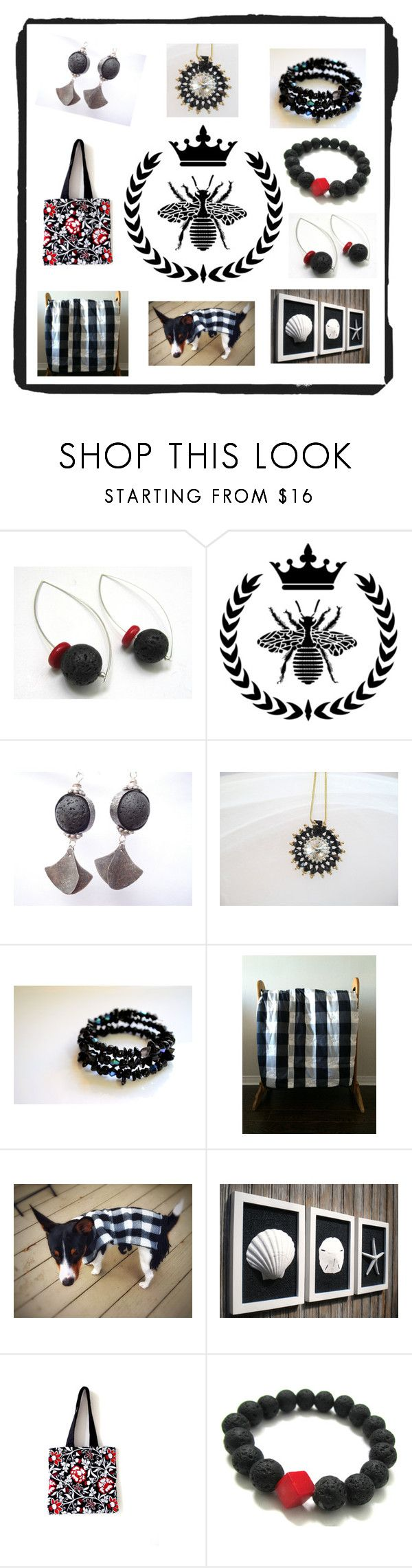 Queen Bee's Picks by fivefoot1designs on Polyvore featuring Queen Bee, Rustico, Tela Beauty Organics, etsy, polyvoreshopping and ETSYShopping