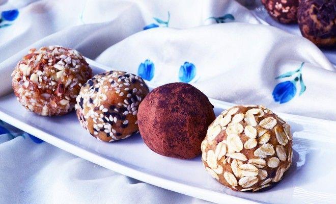 Recettes energy balls faciles et rapides à préparer. Cuisine : comment faire des énergy balls facilement ? Les meilleures recettes d'énergy balls.