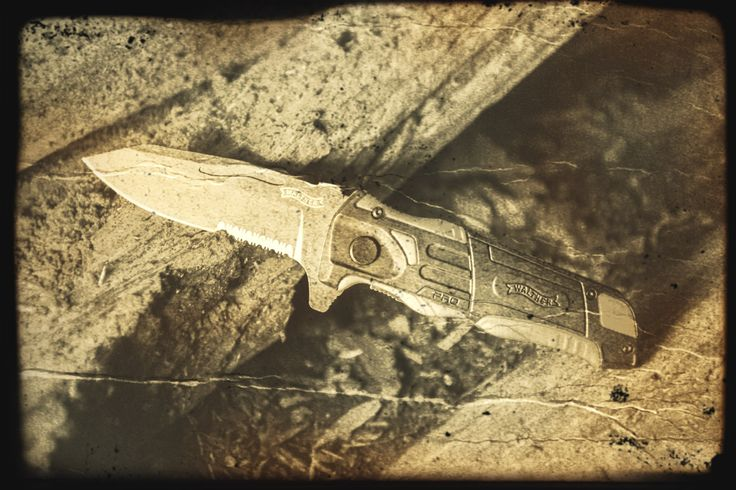 Walther Rescue Knife Pro - Rettungsmesser mit Holster #shootclub #messer #knife #outdoor