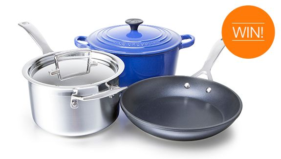 Stand a Chance to WIN: Le Creuset's NEW Television Advert