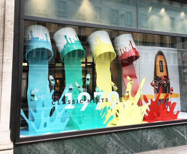 football window displays - Google Search