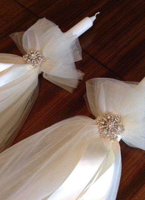 lambades - wedding candles