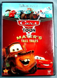 Watch Cars Toons: Mater's Tall Tales (2010) full movie