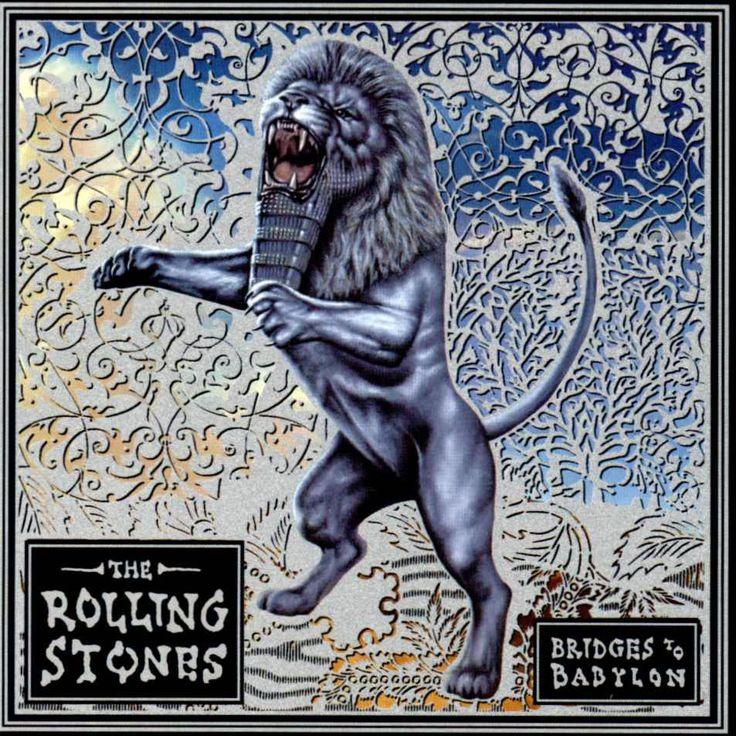 Rolling Stones: Music, Album Covers, Stefan Sagmeister, Rollingstones, Bridges To Babylon Stones, The Rolls Stones Sagmeister, Album Art, Covers Art, The Rolling Stones
