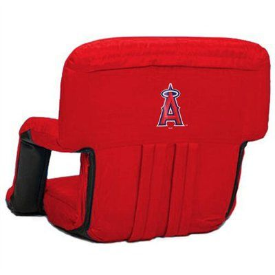 Los Angeles Angels of Anaheim Ventura Portable Seat - Red
