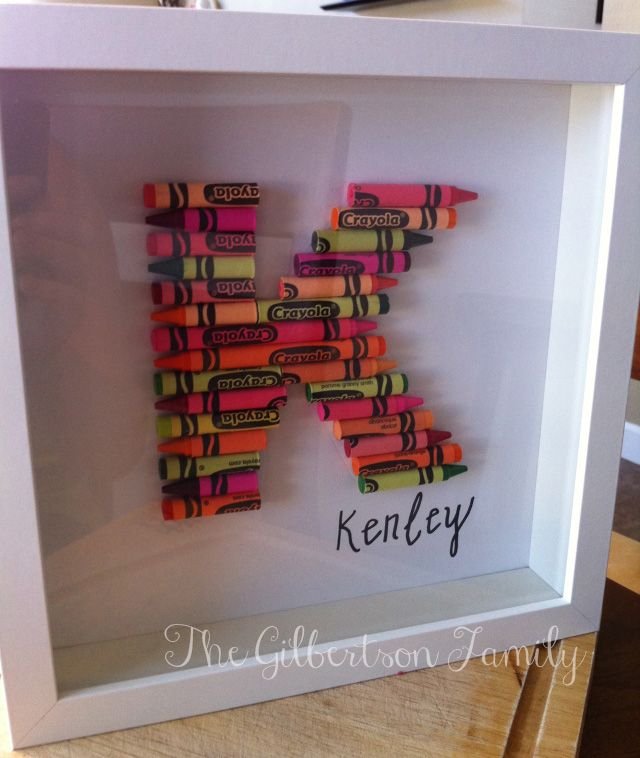 Thanks to Pinterest, I found a fun project for Greg and I! It's so easy too! I found the tutorial here and modified it ever so slightly. The first one we made was for baby Lucas in New York and we ...