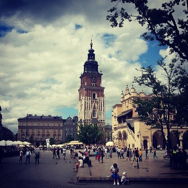 Rynek Główny w Kraków