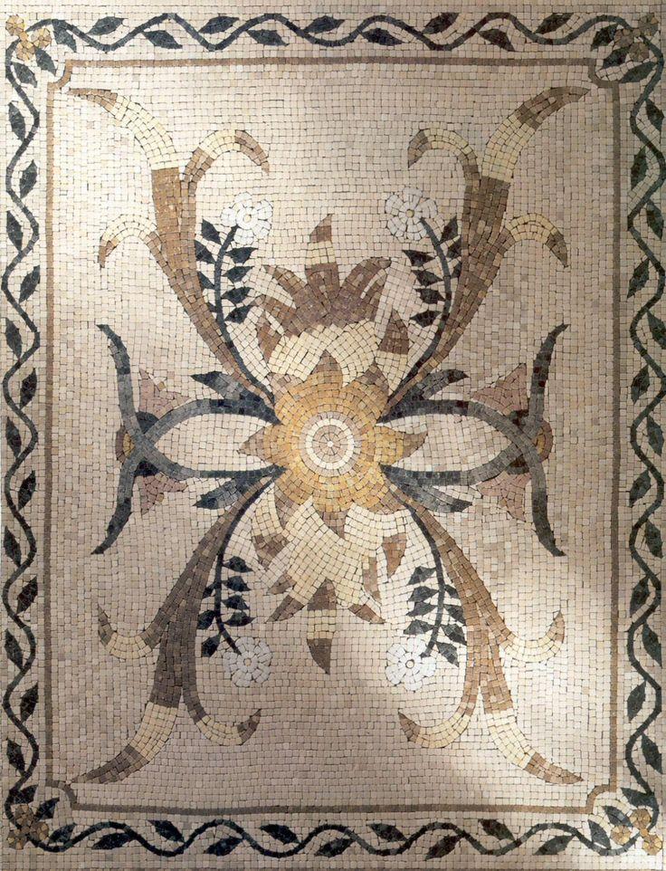 Opus tessellatum