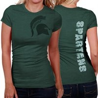 Michigan State #Spartans Ladies T-Shirt @Fanatics ® #FanaticsWishList