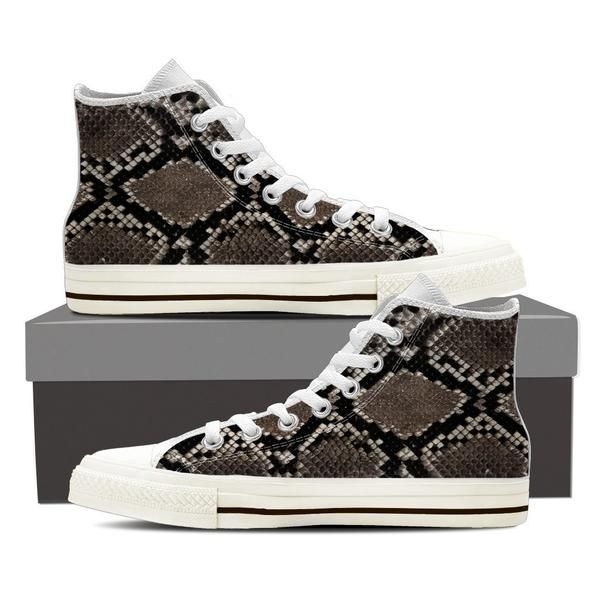 Snakes - Rattle Snake Skin Shoes