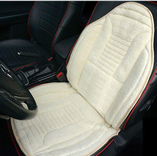 Heated car Seat Pad - Beige
