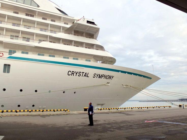 Best Ships Crystal Symphony Images On Pinterest Luxury - Symphony cruise ship south africa