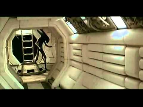 Alien test footage is creepy as hell...