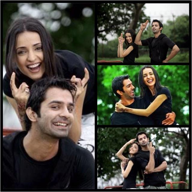 Barun Sobti & Sanaya Irani