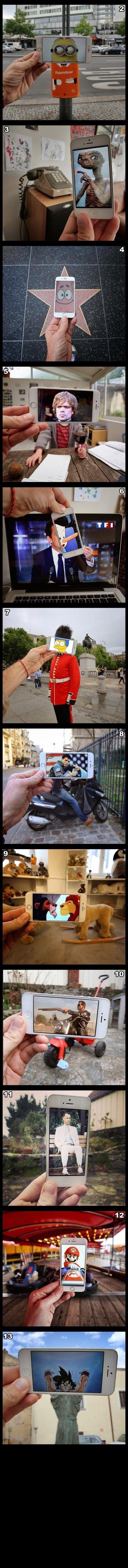 Lustige Iphone-Photos - Story des Tages 12.10.2015 | Funcloud