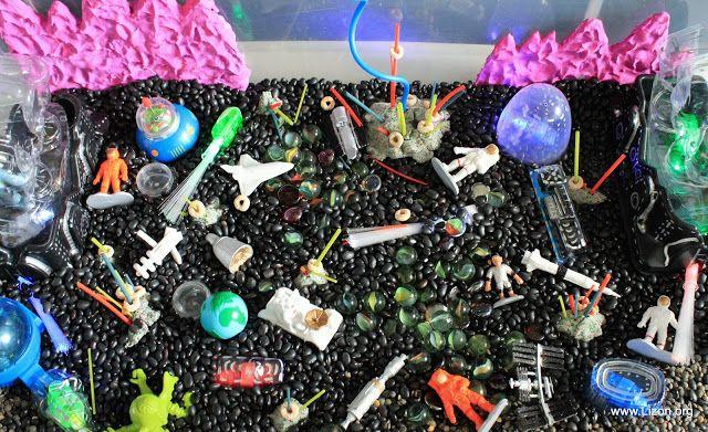 Мир моих грез . . . Lizon.org: Космическая Коробка