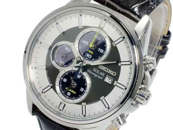 BEST QUALITY WATCHES - Seiko Solar Chronograph SSC259P1, £169.99 (http://www.bestqualitywatches.co.uk/seiko-solar-chronograph-ssc259p1/)