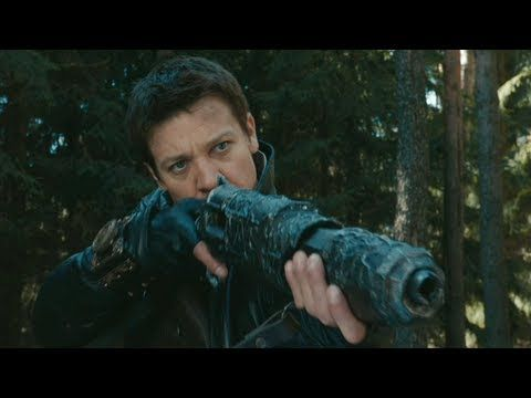 Hansel and Gretel: Witch Hunters - Official Trailer.  About time, I've been waiting for this one!!  It may not be the best but I'm still looking forward to it.