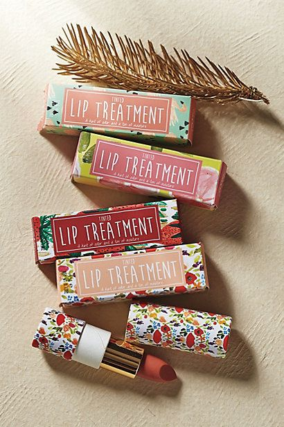 Tinted Lip Treatment #Anthropologie