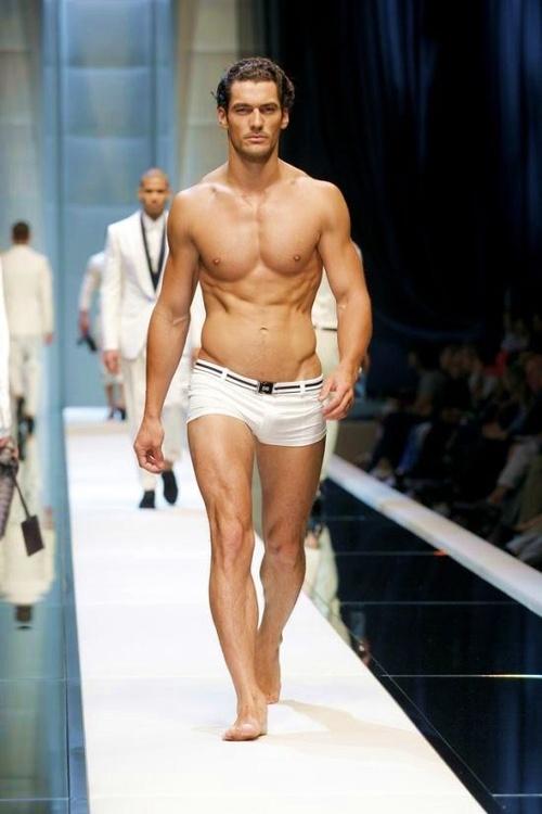 David Gandy Sexy But Men Should Never Wear Teeny Shorts