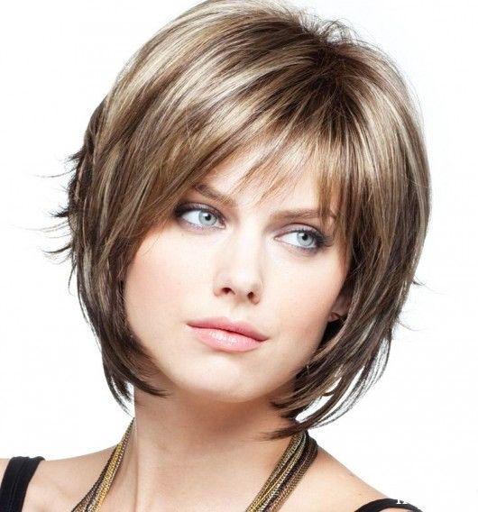 Фото стрижек для овального лица на короткие средние и длинные волосы