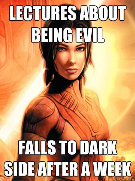 KOTOR 1 v. KOTOR 2 the Good, the Bad and the Kreia - Star Wars: Knights of the Old Republic - Giant Bomb