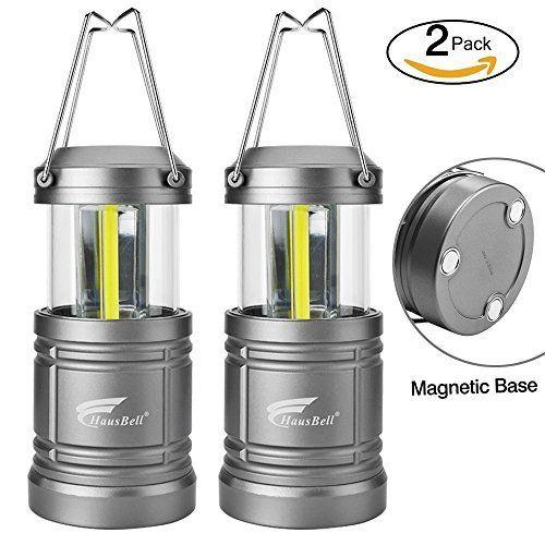 #fishingshopnow Camping Lantern, Hausbell 800Lumen Portable Camping Lantern Equipment LED Lantern Lights Magnet Base:… #fishingshopnow