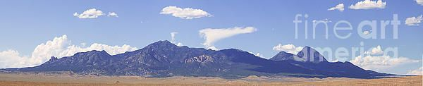 I had never seen Sleeping Ute Mountain in Cortez, Colorado from the South.  The beauty of this Mountain is amazing, as is the story behind it.  His head is to the right with his headdress laying on the ground, his arms folded over his chest, his knees and at the very bottom left, his feet!