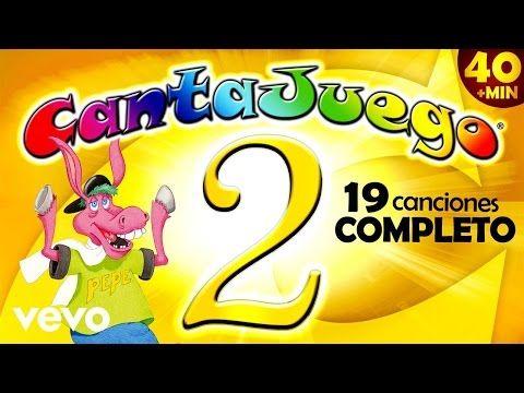 #CantaJuegos Volumen 2