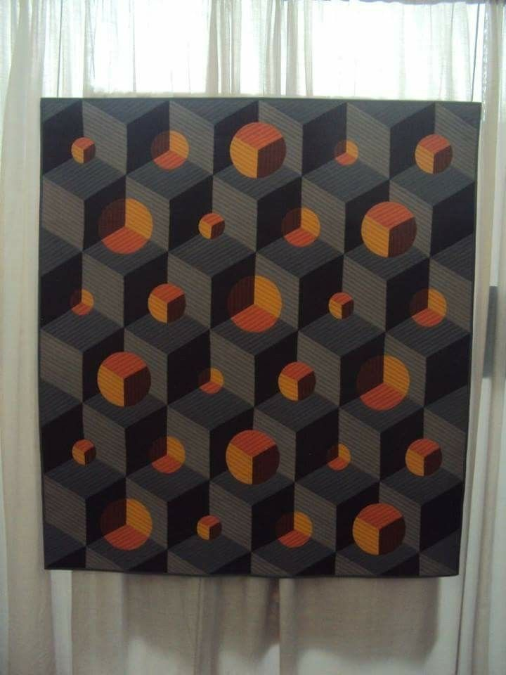 Pin by Georgia Carrion on A Board: Quilting patterns and