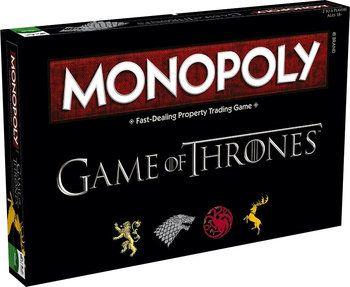 Monopoly Game of Thrones (French) au meilleur prix sur idealo.fr