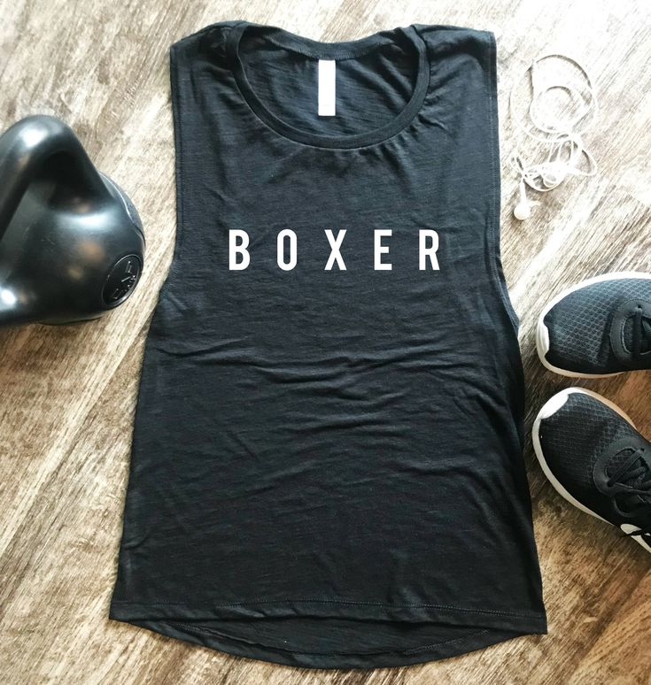 Boxer Tank Top, Womens Workout Tank, Boxing, Boxer, Boxing Gift, Womens