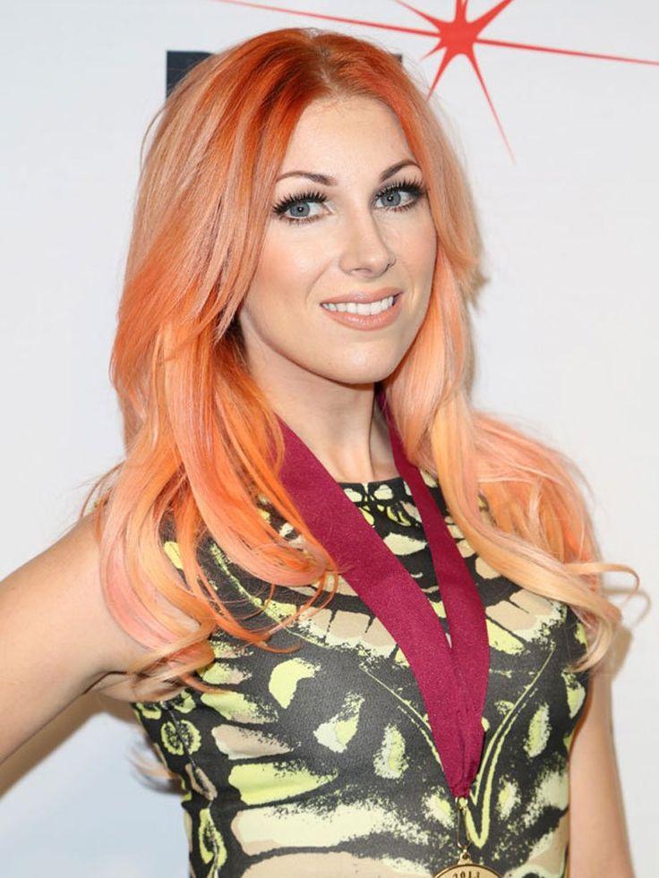 Katy b Haarfarbe