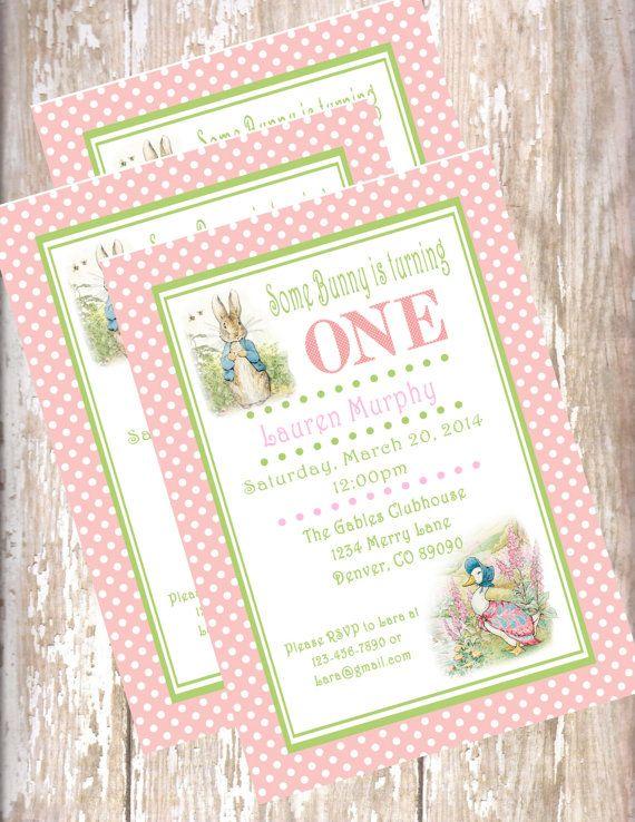 614 best party invitations images on pinterest | birthday, Birthday invitations