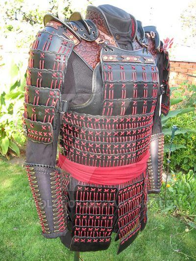 fantasy ninja armor