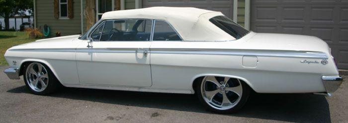1962 Chevy Impala Convertible SS 409