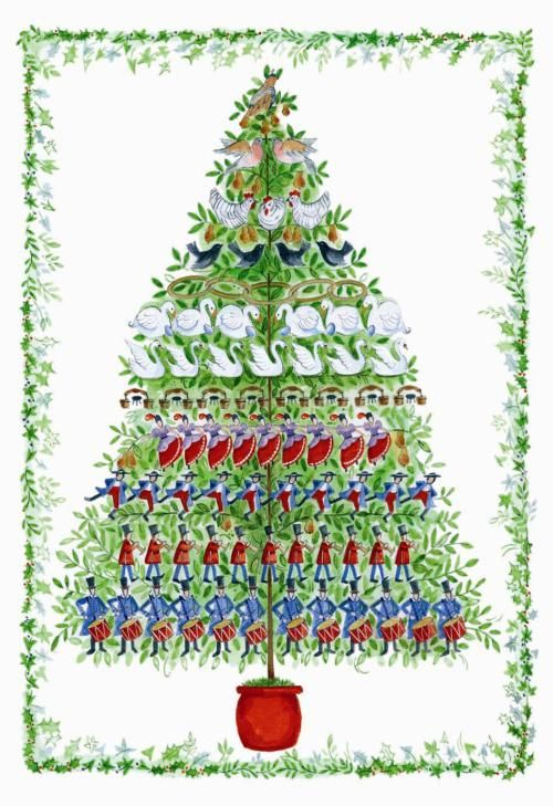 1000+ images about 12 Days of Christmas on Pinterest