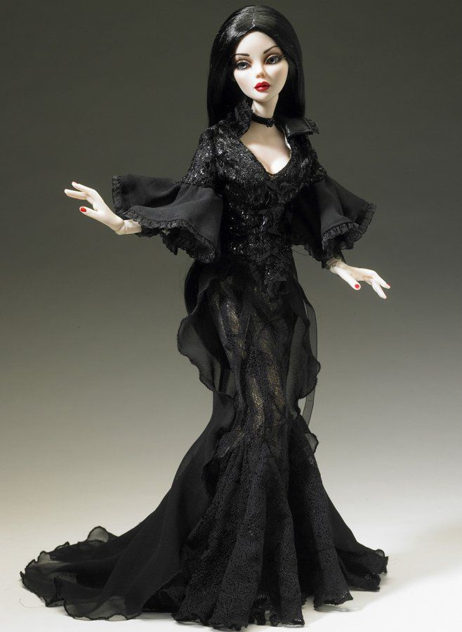 Красота готических кукол - Готика и фентези. Картинки и фотографии