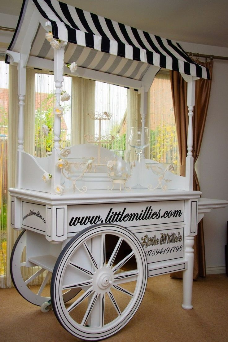 Candy Cart For Sale - Business Opportunity - Wedding | eBay