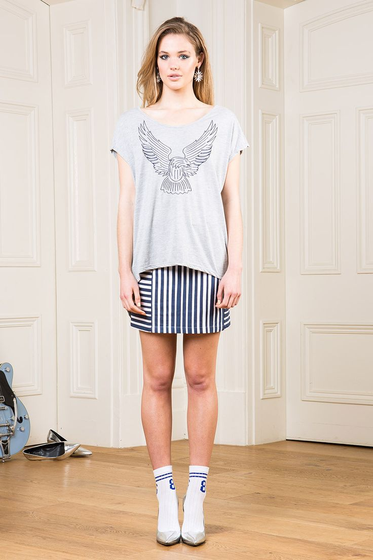 Chip Chop! - Eagle Oversized Tee, $79.00 (http://www.chipchop.com.au/eagle-oversized-tee/)