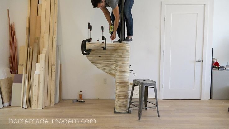 Best Homemade Modern Diy Ep99 Diy Cnc Spiral Staircase 640 x 480