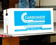 Carbonie Entreprise Umzugsfrima in THUN, günstige Preise, Umzug Offerte online, Umzugshelfer zu Ihren Diensten.