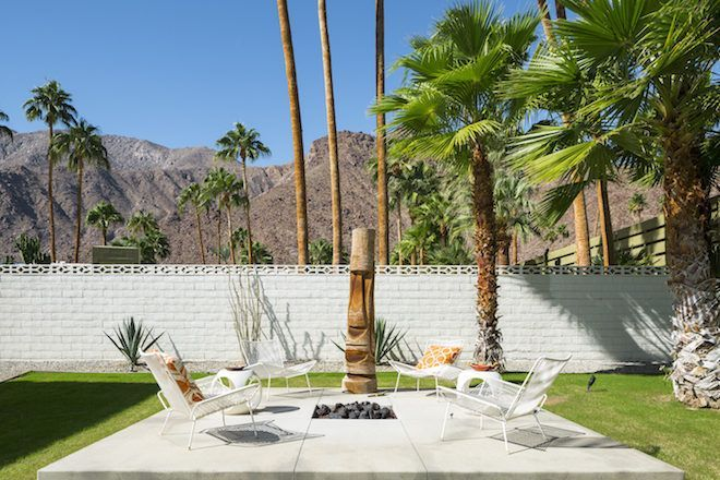 Updated Palm Springs Midcentury Modern Beauty Asks $1.6M - Curbed