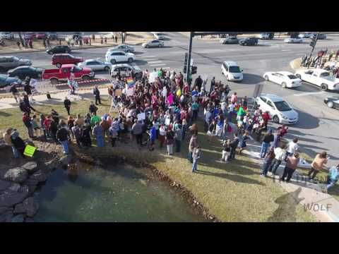 Westboro Baptist Church Protests Derby Kansas